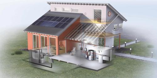 Тепловые насосы для дома. Как их используют в Украине