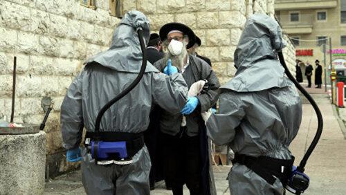 Коронавирус в Израиле: за сутки выявлено около 3000 зараженных, карантин в «красных» зонах с 7 сентября