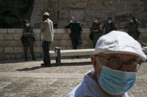 Еще один рекорд заражений в Израиле: 3 392 новых случаев за сутки