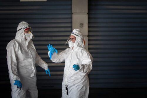 Сводка по заболевшим COVID-19 в Израиле: данные минздрава 20 сентября
