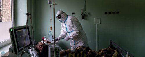 В Украине новый коронавирусный антирекорд: за сутки обнаружили более 4000 случаев