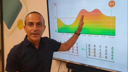 Всеобщий карантин в Израиле продлен на неделю, Гамзо: после праздников не расслабляться