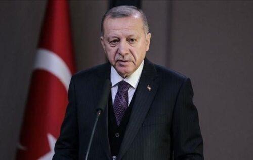 Эрдоган заявил, что Иерусалим — турецкий город