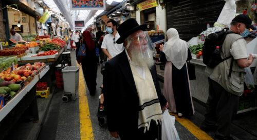 Блокада в Израиле продлится до следующего вторника, потом – только точечно