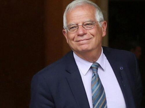Жозеф Борель: Израиль должен отменить решение о расширении поселений на Западном берегу Иордана