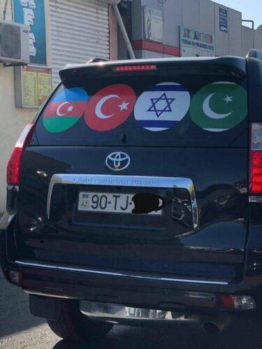 В Азербайджане пик любви к Израилю и евреям