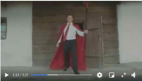 Цирк в Украине еще не уехал — новый политический хит от Ляшка (видео)
