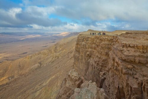 Минтуризм одобрил планы развития городов в пустыне Негев