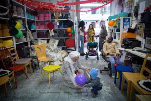 Уличные магазины и рынки в Израиле откроются в будущее воскресенье 1-го ноября