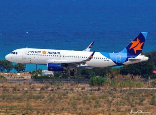 Израильского авиаперевозчика покупает компания с офисом в Украине