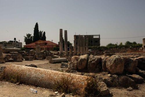 ЦАХАЛ закрыл палестинский археологический парк на месте столицы древнего Израиля