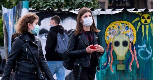 Желтой и зеленой зон не осталось: в Украине обновили карантинную карту