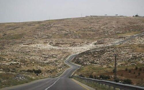 В Минтрансе Израиля представили план по строительству дорог в Иудее и Самарии