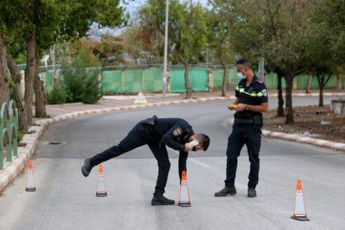 Вместо «плана светофора» Израиль поделят на районы и кварталы
