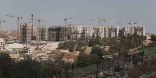 ООН против проекта Гиват а-Матос: «Строительство в поселениях незаконно»