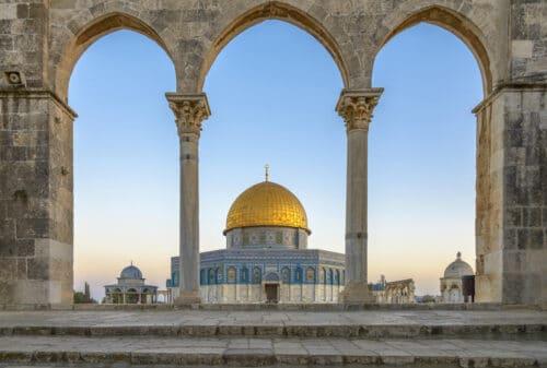 Иордания опасается изменения статуса Храмовой горы