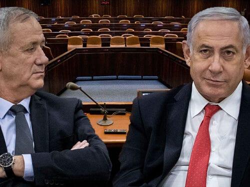 Депутаты утвердили в предварительном чтении законопроект о роспуске Кнессета