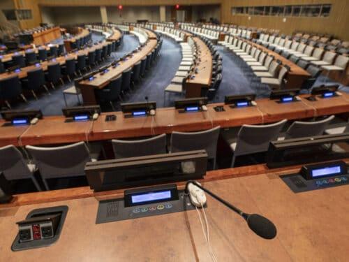 Генеральная Ассамблея ООН приняла пять резолюций касающихся Израиля