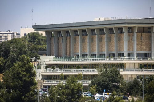 Кнессет утвердил в предварительном чтении законопроект о равенстве всех граждан