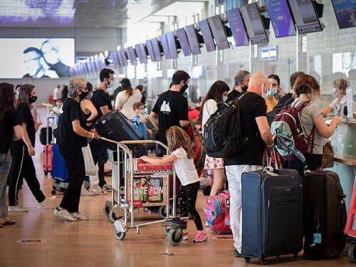 Минздрав и минтранс разработают новые правила для аэропорта имени Бен-Гуриона