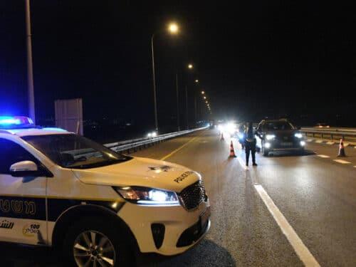 8500 штрафов за нарушение правил карантина выдала полиция Израиля за минувшие выходные