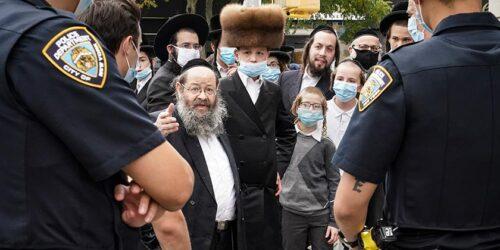 На страже карантина — полиция Израиля выписала 2981 штаф за 19.01