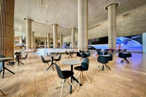 Аэропорт «Бен-Гурион» готовится прекратить работу