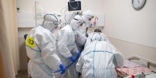 Кривая заболеваемости коронавирусом в Израиле вновь поползла вверх