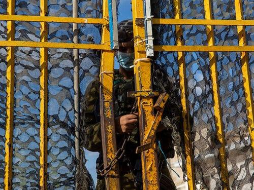 Указ о закрытии сухопутных границ Израиля продлен до 2 февраля