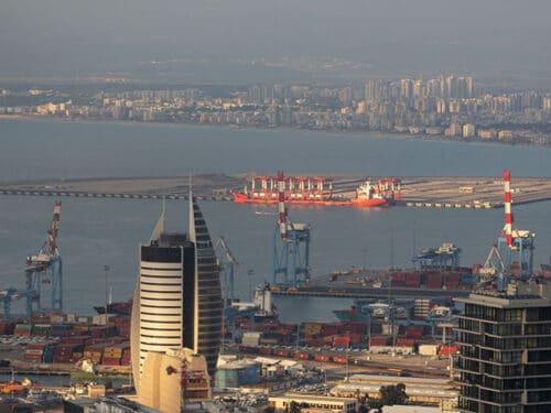 Израиль отклонил предложение США провести проверку Хайфского порта на предмет безопасности «от китайской угрозы»