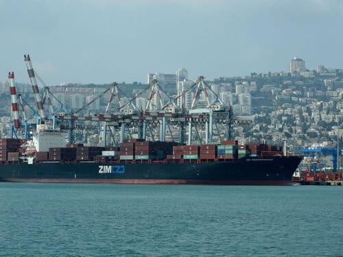 Новый хайфский порт будет введен в строй 1 сентября