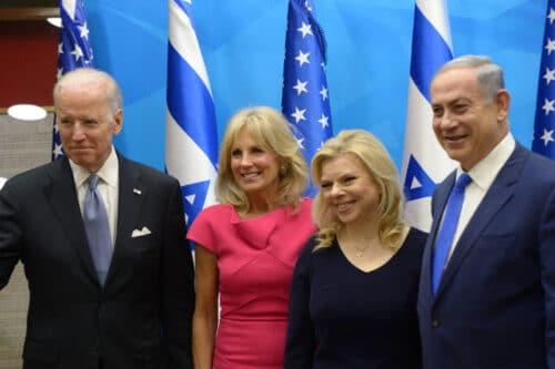 Джо Байден все еще не нашел времени для разговора с главой правительства Израиля