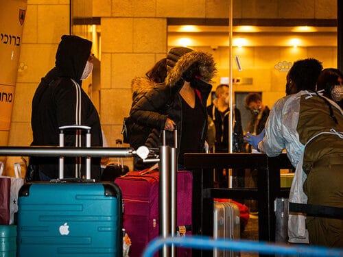 Утвержден прием шести рейсов с новыми репатриантами