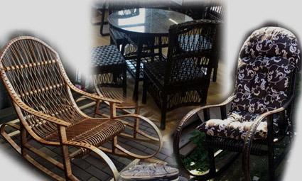 В ассортименте дачная мебель, мебель на балкон и мебель во двор. Кресла-качалки, столы, стулья, табуретки, мебельные комплекты. Мебель эксклюзивная, натуральная и экологичная, произведена в Украине.