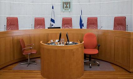 Высший суд справедливости Израиля заморозил действие положения о передаче данных о непривившихся гражданах