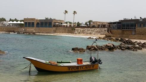 В море у Кейсарии в Израиле откроется морской подводный национальный парк