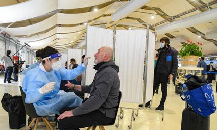 Меньше 10 тысяч COVID-больных в Израиле — впервые с ноября