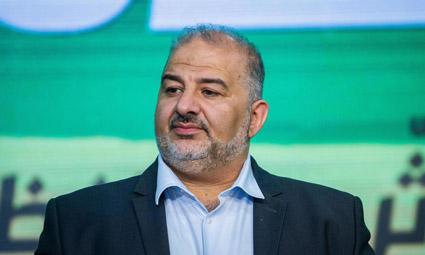 Впервые в истории Государства Израиль судьба государства находится в руках представителя арабского населения
