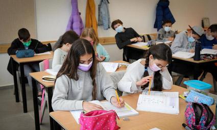 5 апреля возобновятся занятия в израильских школах, однако с соблюдением ограничений, действовавших перед праздником