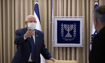 6 апреля президент Израиля Ривлин назовет имя кандидата, получившего мандат на формирование правительства