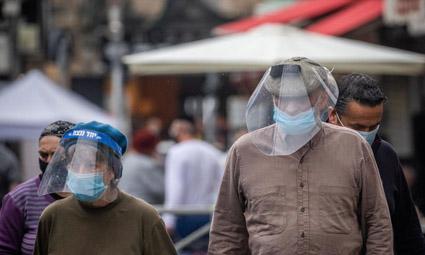 Коронавирус в Израиле: 221 новых больных, 10% — тяжелые