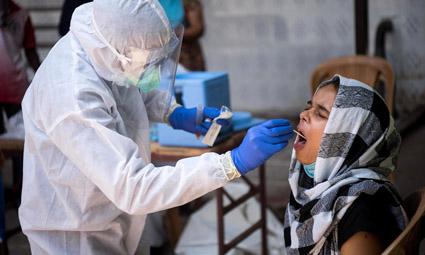 Индийский вариант коронавируса уже распространяется в Израиле