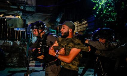 Полиция Израиля готовится к жарким дням в Иерусалиме
