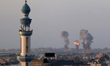 Антитеррористическая операция «Страж стен»: третий день