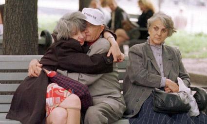 В Украине самая низкая в мире средняя продолжительность жизни