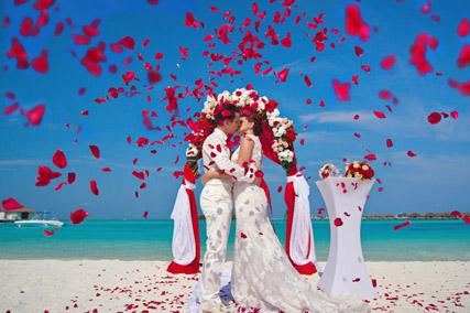 Организация свадеб в Израиле. Праздники, дни рождения, девичники, мальчишники - агентство mesibot.agency.