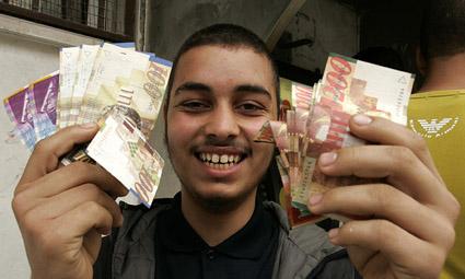 Правительство Израиля заморозило около 600 млн шекелей из денег ПА