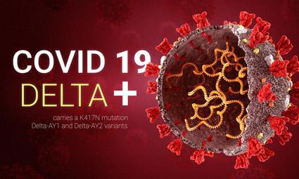 В Израиле распространяется вариант «дельта плюс» коронавируса