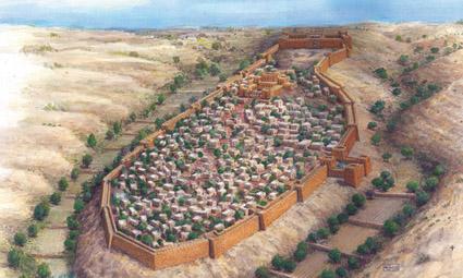 В ходе раскопок, которые проводят в иерусалимском Граде Давида был обнаружен фрагмент оборонительной стены, окружавшей столицу древней Иудеи в период Первого храма