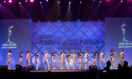 Конкурс красоты «Мисс Вселенная» впервые пройдет в Израиле в Эйлате